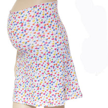 sparkle hearts maternity skirt belly band uo