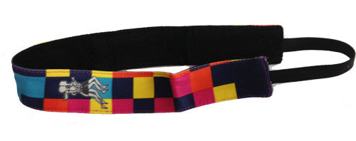 colorblock nonslip headband