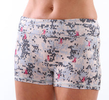 desert camp run bun boy shorts