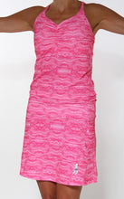 pink treehugger running dress