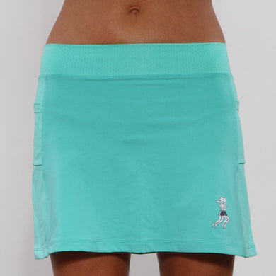 caribbean running skirt