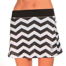 chevrun running skirt