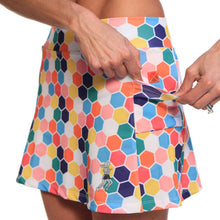 honeycomg running skirt pockets