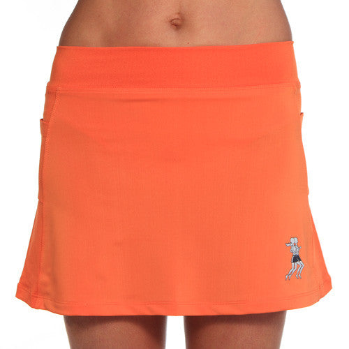mandarin triathlon skirt
