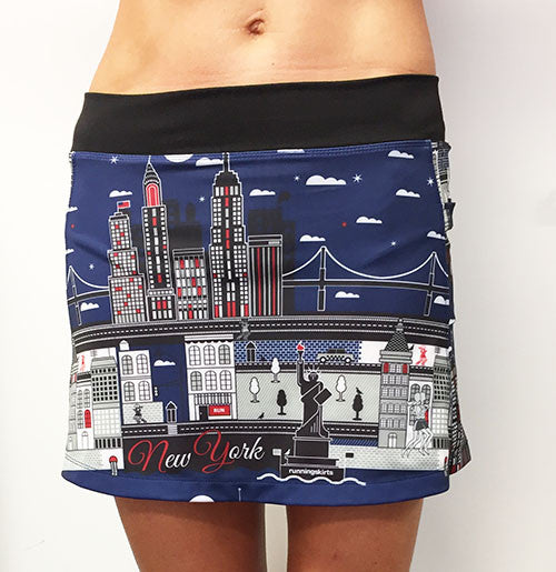 nyc running skirt