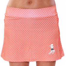 Pumpkin Dot Running Skirt