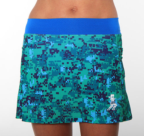 seacamp digital camo triathlon skirt