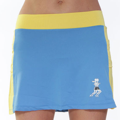 Running Skirt Surf Gold