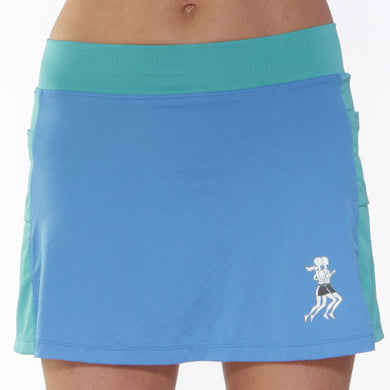 Surf Pool Running Skirt