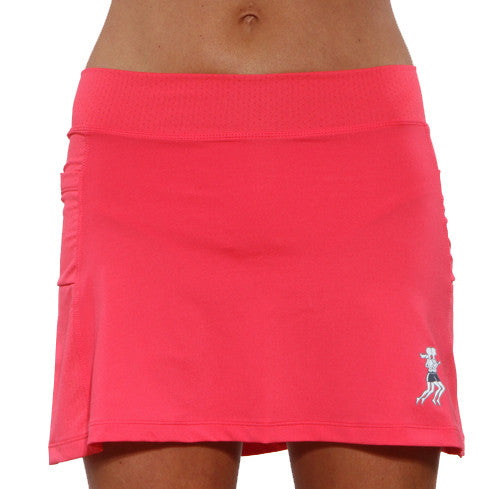 watermelon triathlon skirt