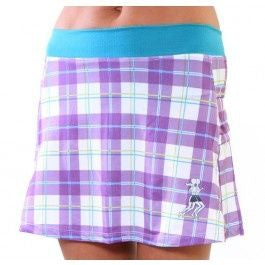 BS purple plaid front