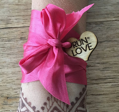 Run Love® Wrist Wrap