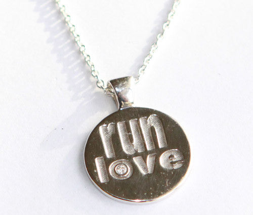 RunLove Necklace