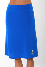 cobalt blue spirit athletic skirt