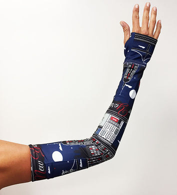 nyc arm warmers