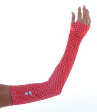 red dot compression sleeves
