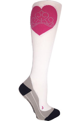 Tiara Princess Compression Socks
