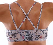 desert camp sports bra back