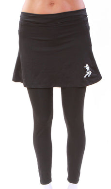 subzero skirt black