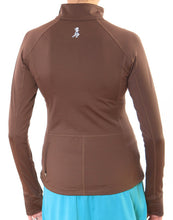subzero half zip back
