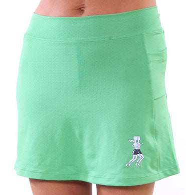 clover green ultra athletic skirt