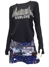 Urban Run Love Long Sleeve Performance Top