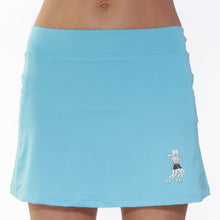 ultra running skirt azure blue