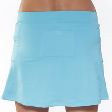 ultra swift azure skirt back pocket