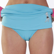 azure ultra swift skirt brief