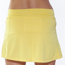 gold ultra athletic skirt back