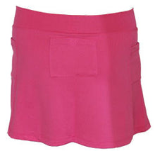 haute pink ultra athletic skirt back