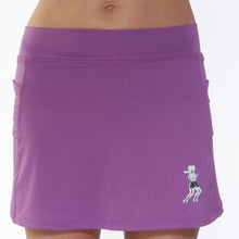 purple ultra running skirt