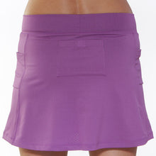 purple ultra swift skirt back