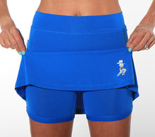 cobalt ultra athletic skirt compression shorts
