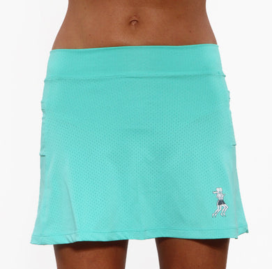 caribbean ultra swift running skirt