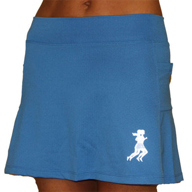 ultra swift skirt surf blue