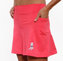 watermelon ultra skirt side pocket