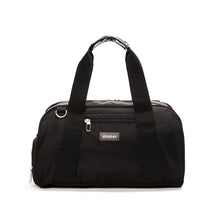 Black Gear Duffel Bag