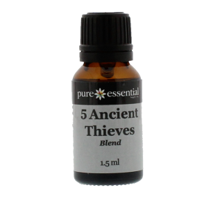 Five Ancient Thieves Essential Oil