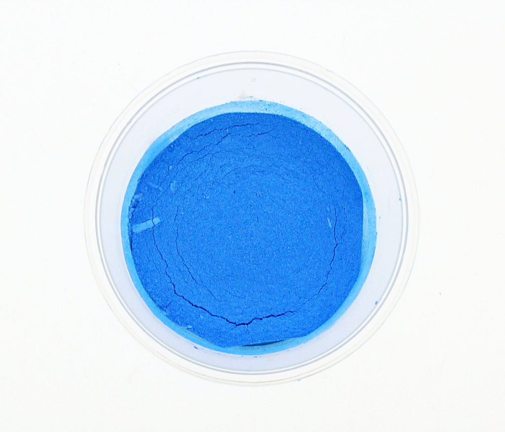 Bright Blue Mica