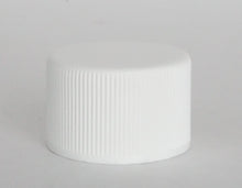 Cap white 24/400 ribbed