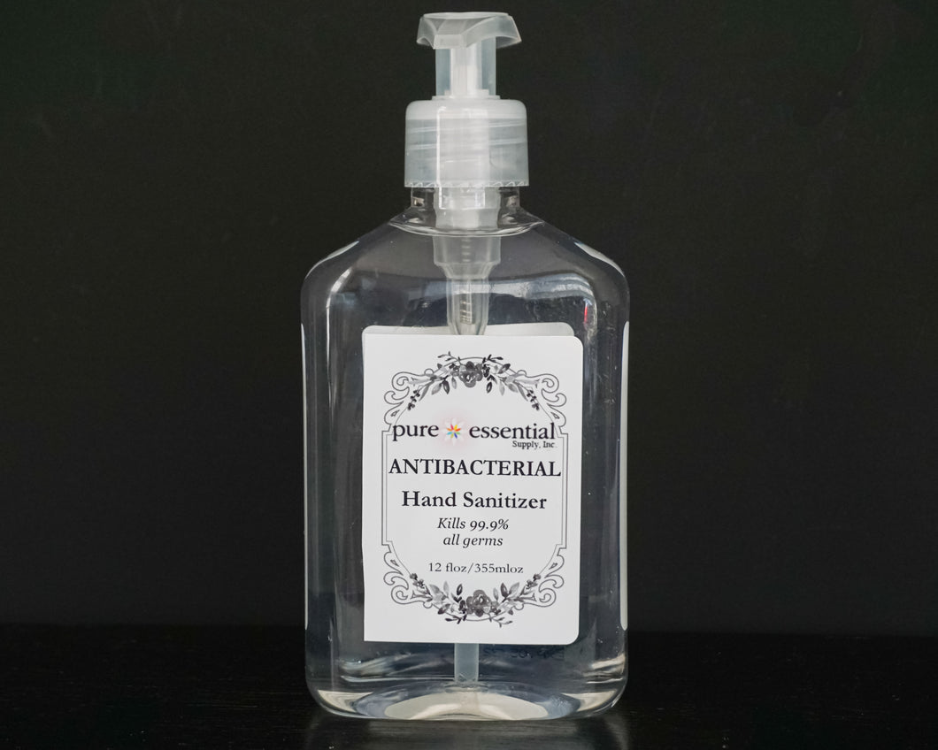 Hand Sanitizer 12oz
