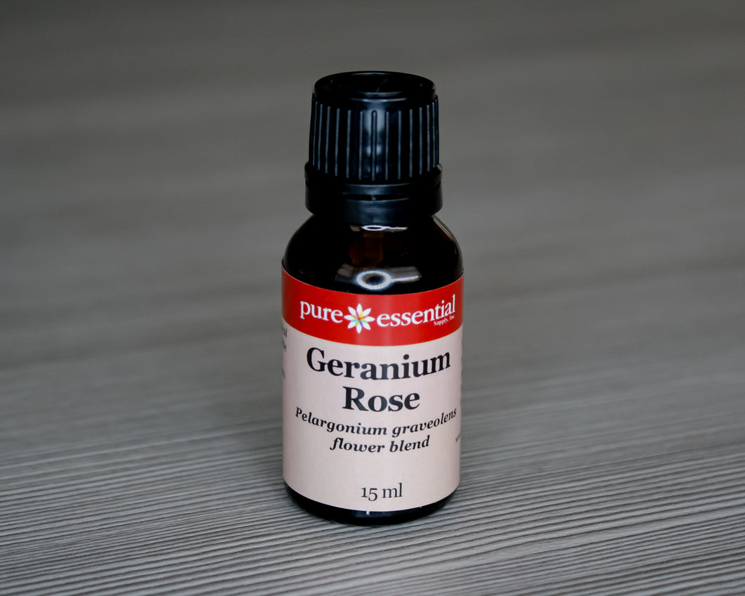 Geranium Rose Essential Oil