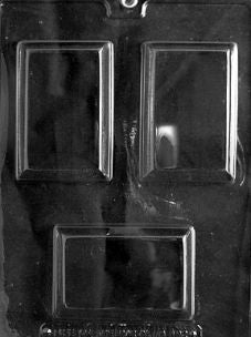 Rectangle Soap Mold M192