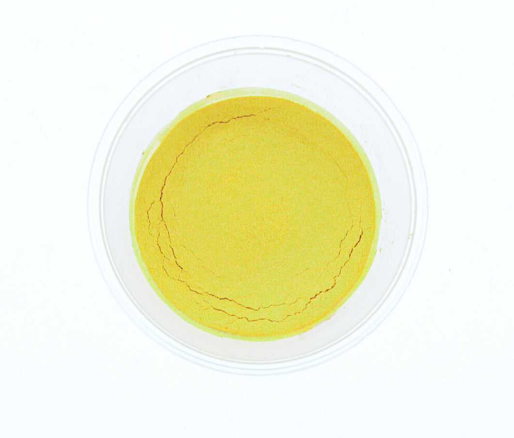 Lemon Yellow Mica