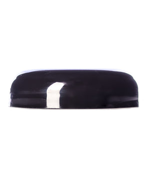 58-400 Black Dome Lid with Liner
