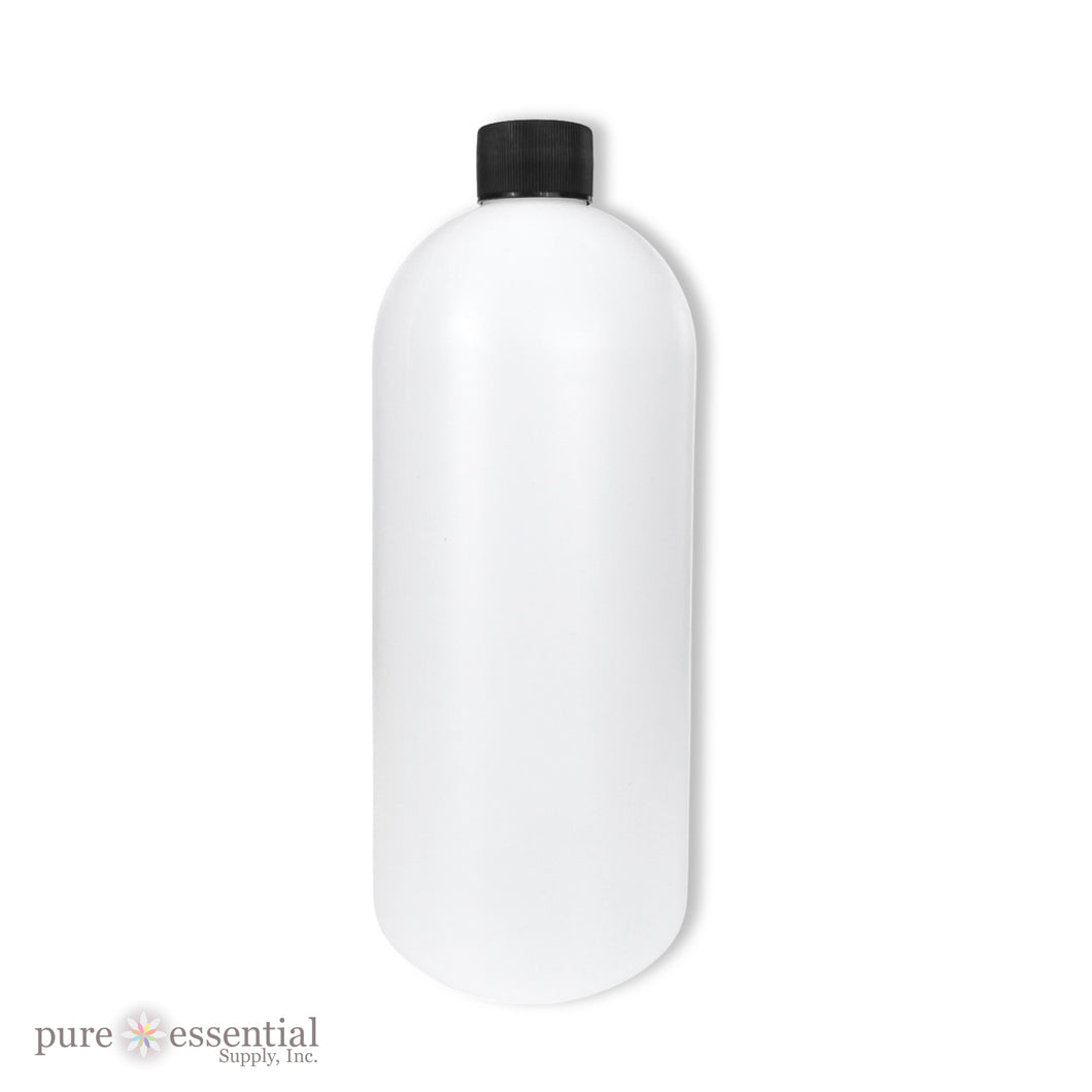 32oz Natural Bottle with cap