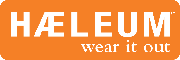 Haeleum - Wear It Out - logo and tagline