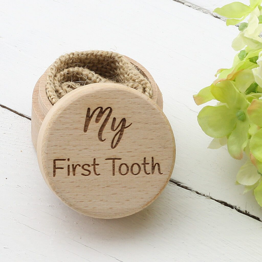 My First Tooth Box