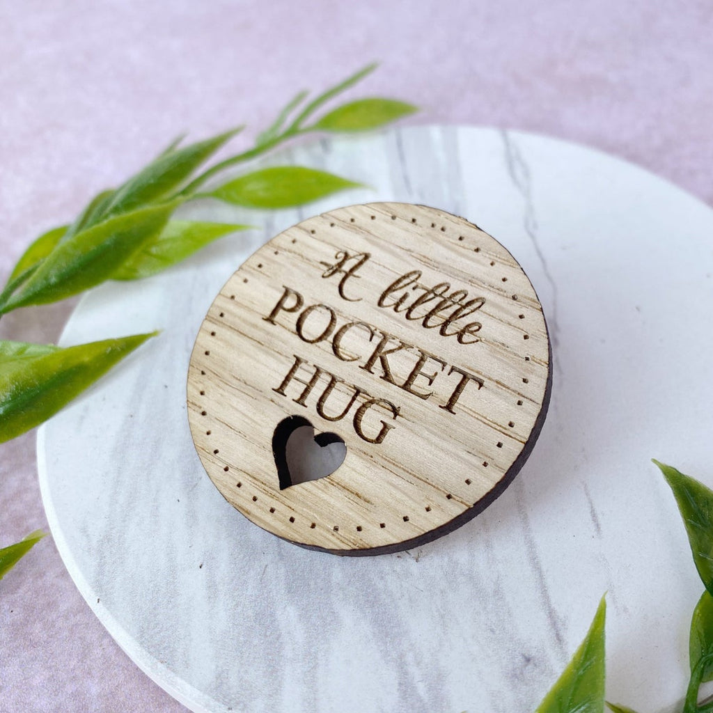 Pocket Hug, Isolation Gift, Missing You, Thinking Of You, Hug In Your Pocket